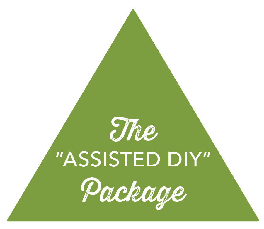Assisted DIY Package