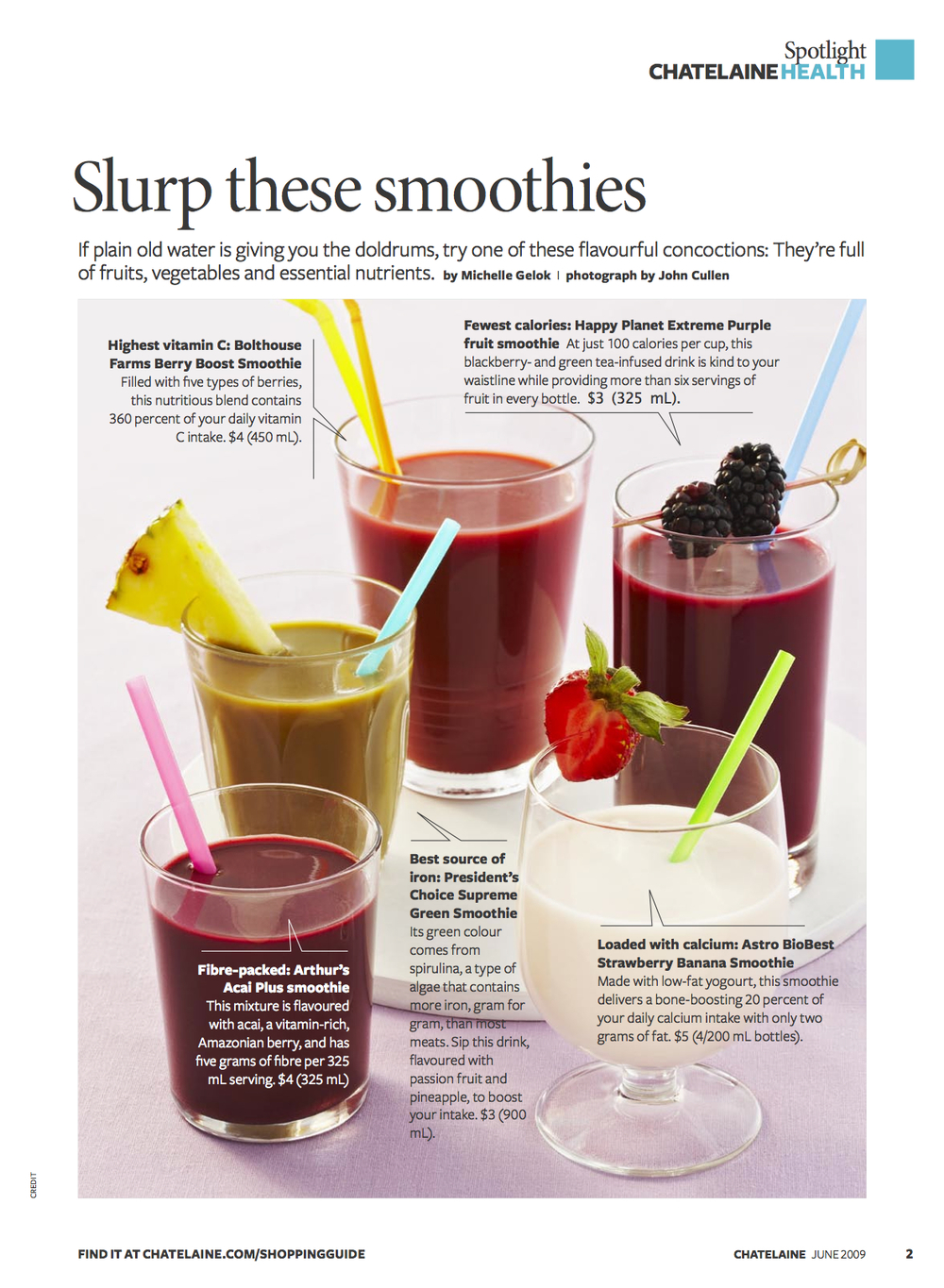 Chatelaine Spotlight Smoothies copy.jpg