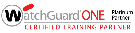 WatchGuard Certified Training Partner