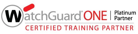Watchguard Certified Training Provider