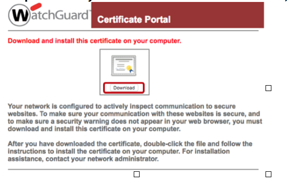 deploying watchguard dpi certificates through group policy jscm group