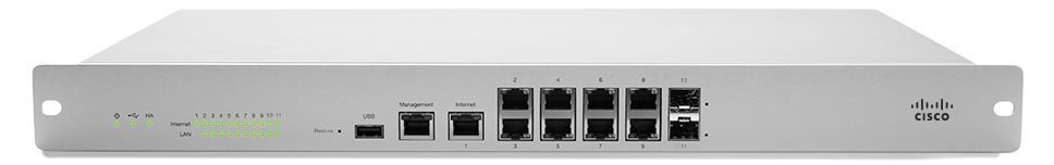 Cisco Meraki Firewall reseller