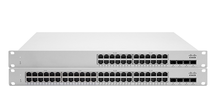 Cisco Meraki Switches image