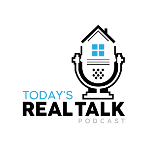 todays real talk podcast logo