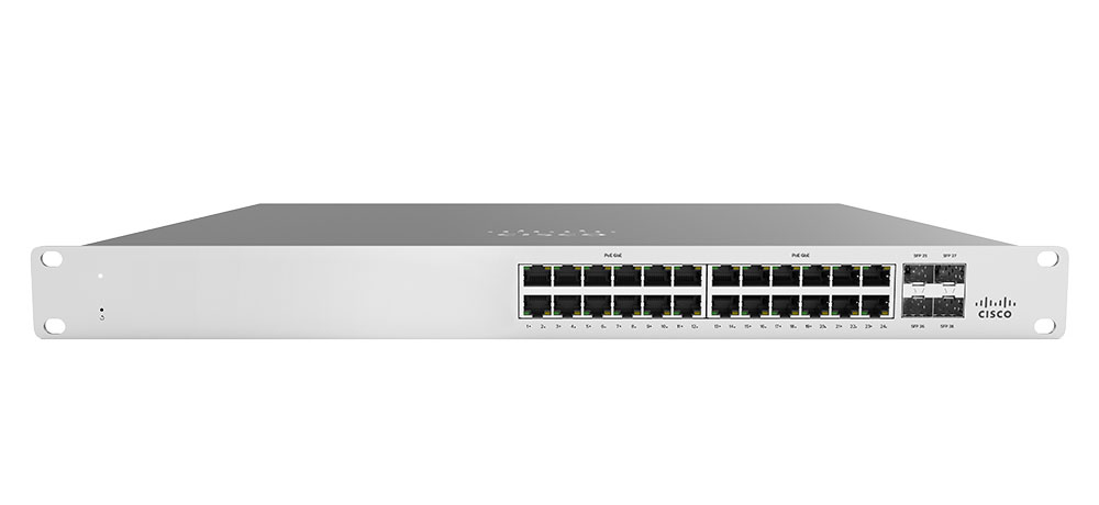 Cisco Meraki Access Switch MS120-24
