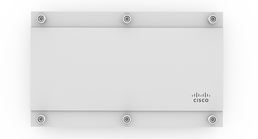 MR53E Cisco Meraki Cloud Based Wireless device photo