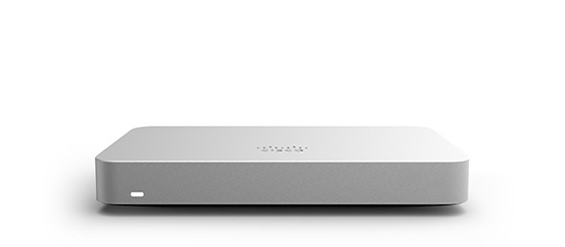 Cisco Meraki MX67 Cloud-Managed Security & SD-WAN Device image