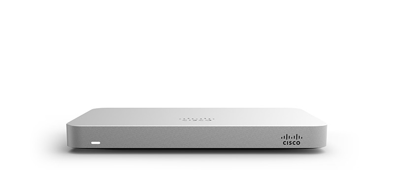 Cisco Meraki MX64 Cloud-Managed Security & SD-WAN Device image