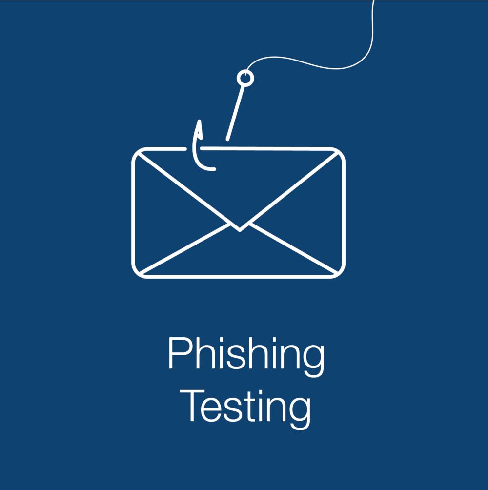 Charlotte, NC Phishing Testing