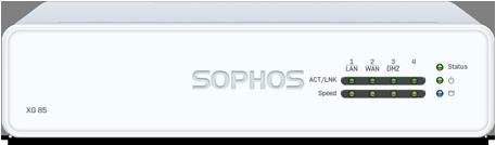 Sophos Firewall XG 85 Rev.3