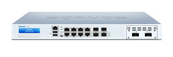 Sophos Firewall XG 310 image Rev. 2