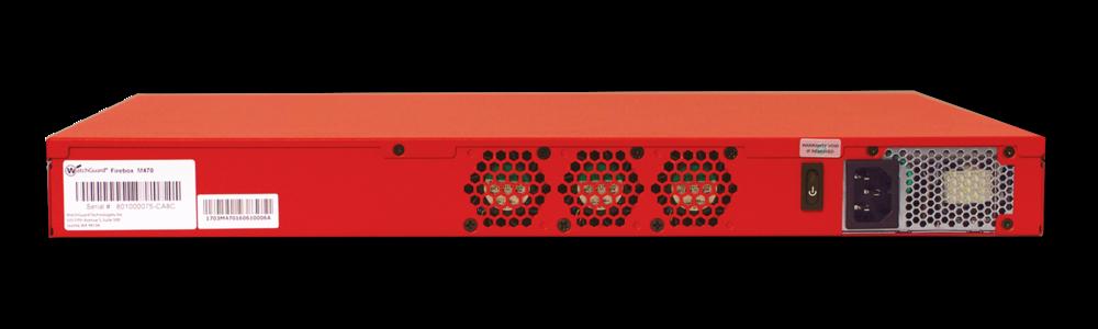 WatchGuard Firebox M470 back