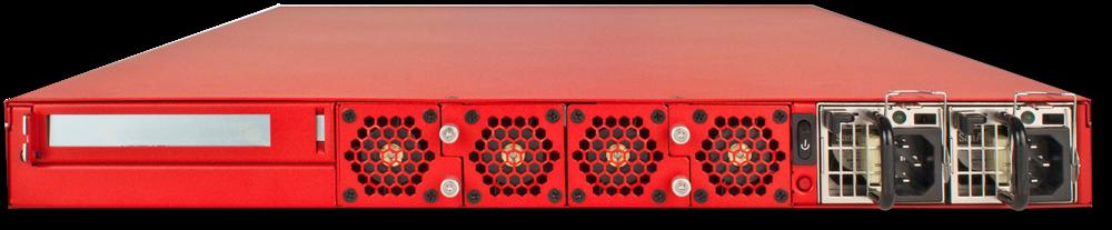 WatchGuard Firebox M4600 back