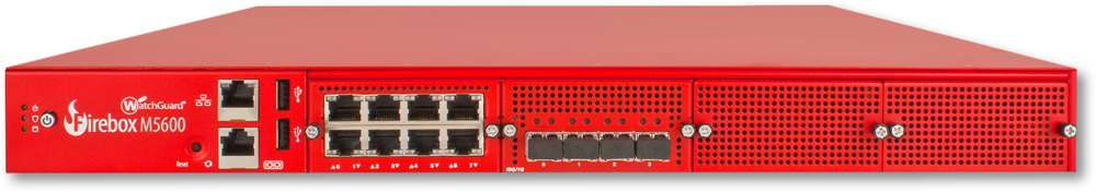 WatchGuard Firebox M5600 front