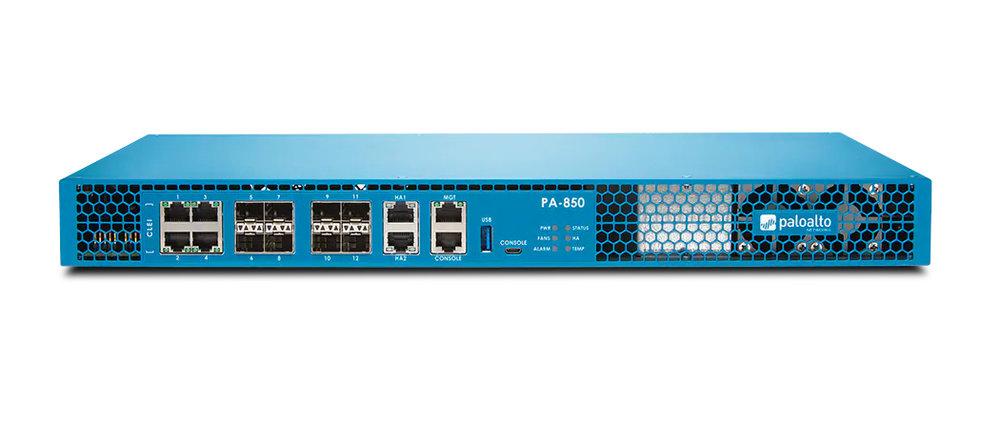 Palo Alto Networks PA-850 Firewall
