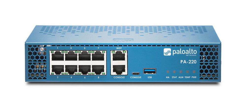 Palo Alto Network PA-220 Firewall
