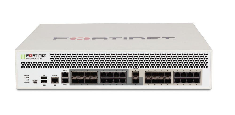 Fortinet FortiGate 1000D