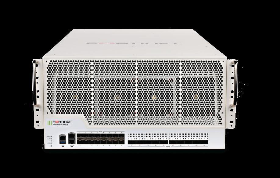 Fortinet FortiGate 3900E Series FortiGate 3980E/-DC