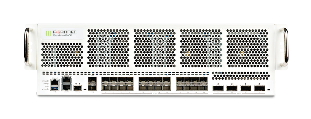 Fortinet FortiGate 6300F, 6301F, 6500F and 6501F