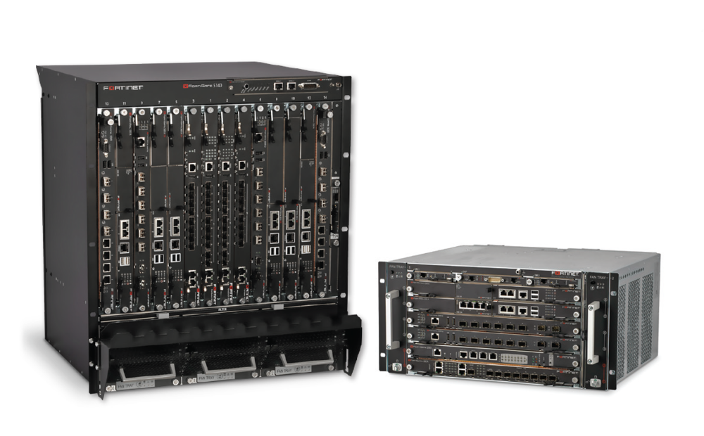 Fortinet FortiGate 5000 Series Scalable Data Center and Carrier Grade Security Systems