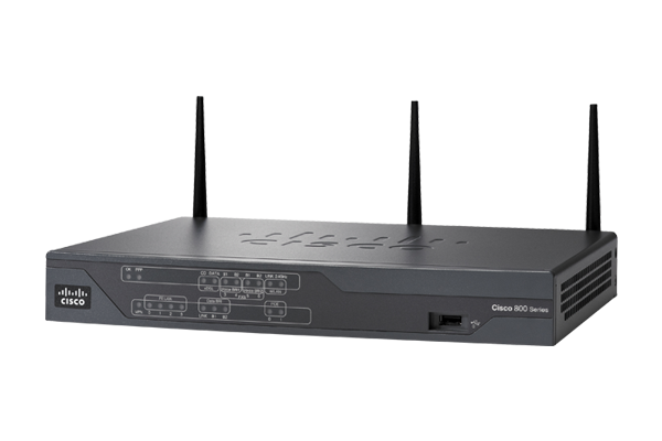 Cisco ISR 880 Series