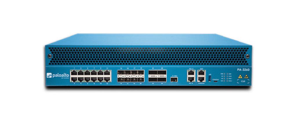 Palo Alto Network Firewall Management