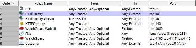 Manual-Mode HTTP Proxy screen shot