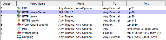 Auto-Order Mode HTTP-proxy-Server screen shot