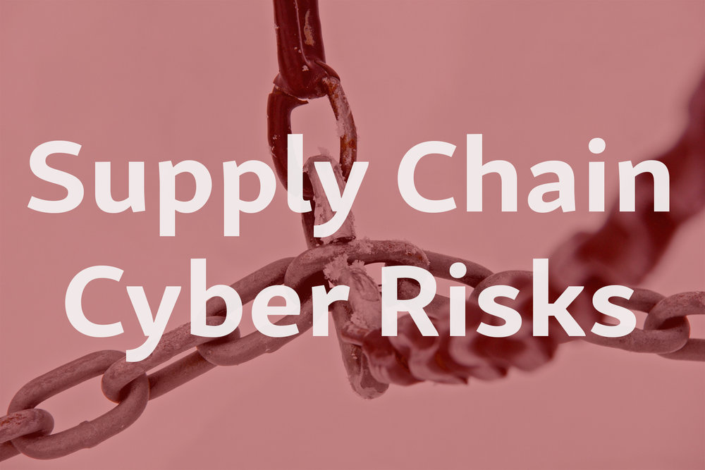 Supply Chain Cyber Risk image