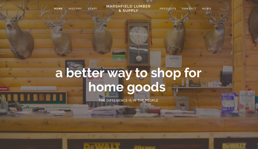 Marshfield Lumber Screen Shot.png
