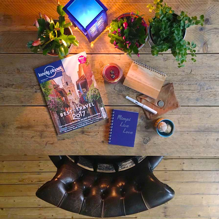 Flat Lay #mylpmag Lonely Planet Instagram comp winning entry December 2017 bit.ly/mylapmag