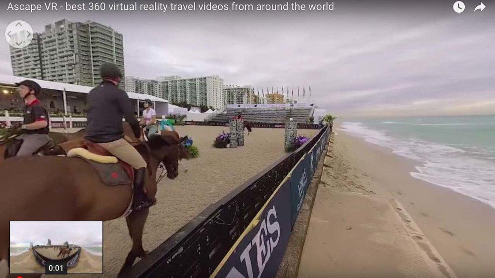 Ascape VR 360 view video