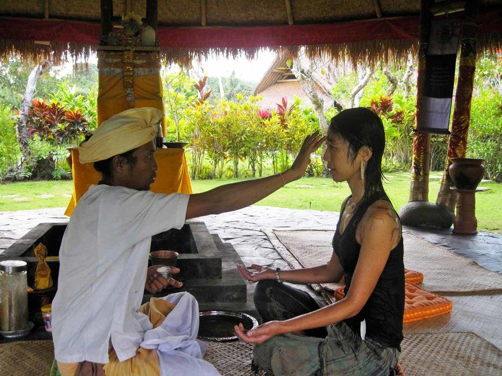 Five Elements water ceremony