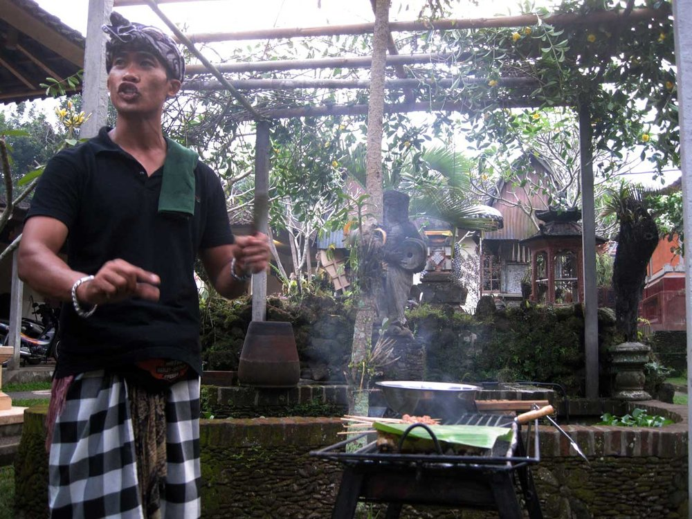 Lobong cooking class Ubud