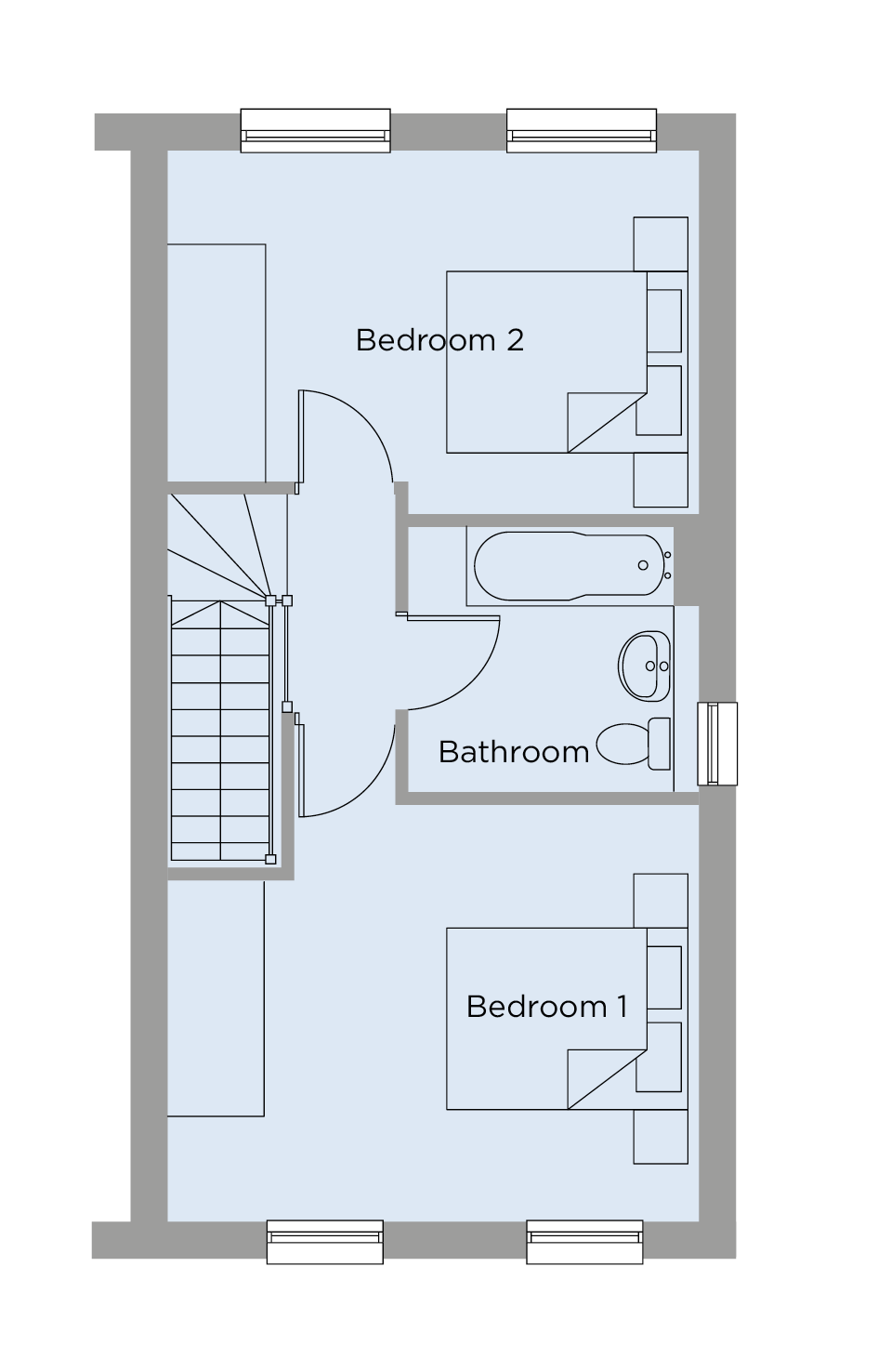 The Newton First Floor