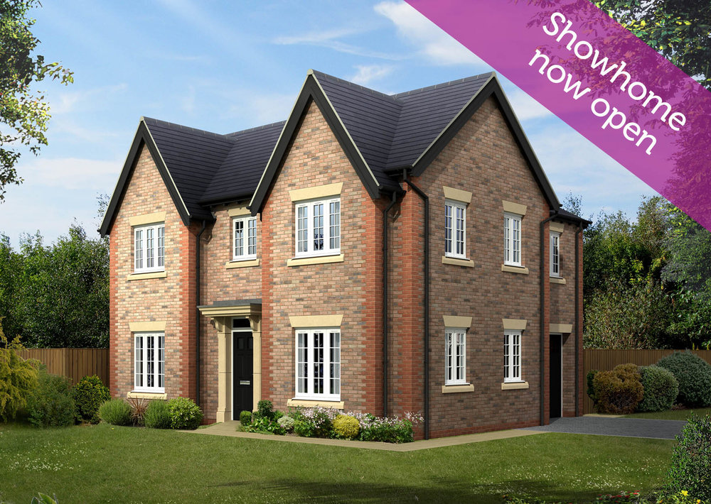 Tarleton Green     tarleton - PRESTON     Modern design with unequalled luxury    2, 3, & 4 bed luxury homes
