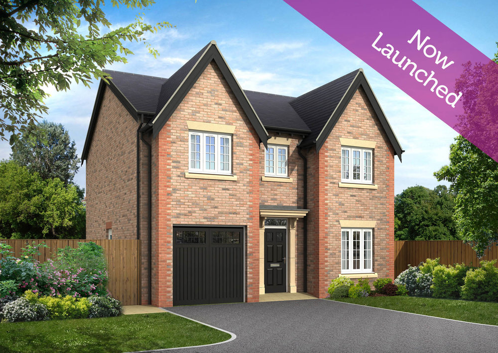 The Orchards whitchurch - shropshire Situated in the desirable market town 3, 4, & 5 bed luxury homes