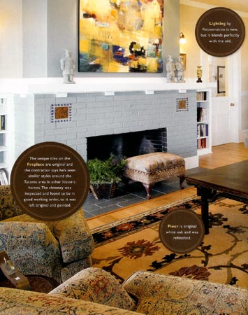 Collector's home featured in South Sound Magazine