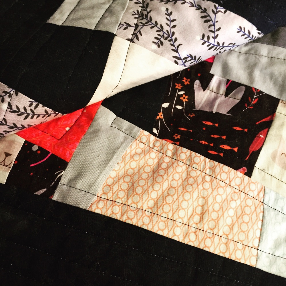 """""""Crazy cat lady"""" quilt. This one is mine!  Quilt 5 of 5"""