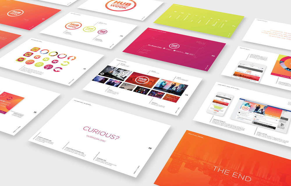 HUBweek Brand Guidelines