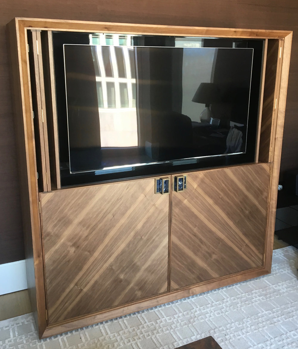 bespoke av unit side