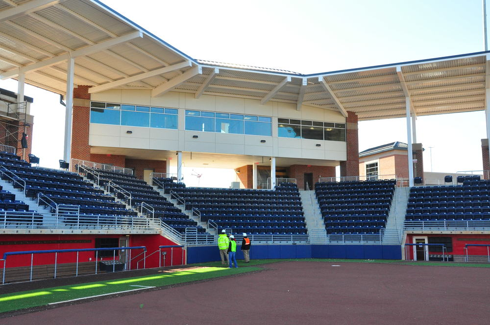 Liberty University Softball Stadium