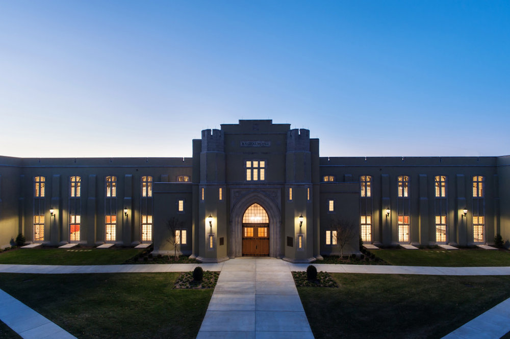 Cocke Hall, VMI Campus