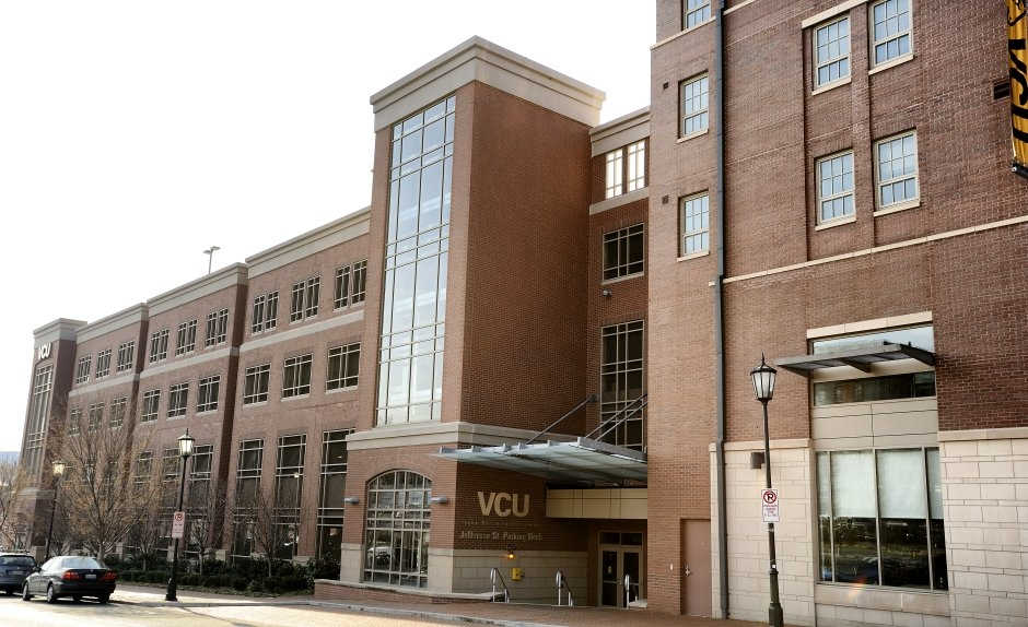 VCU Monroe Park Parking Deck and Student Housing