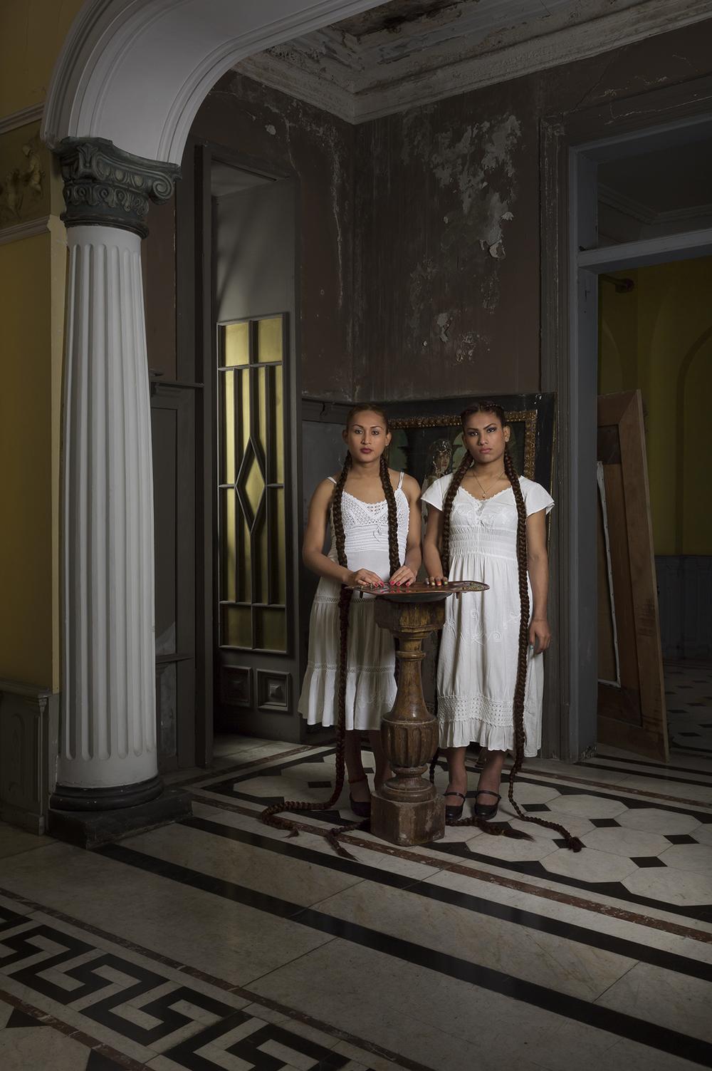 Andreina & Sarah Nicolle