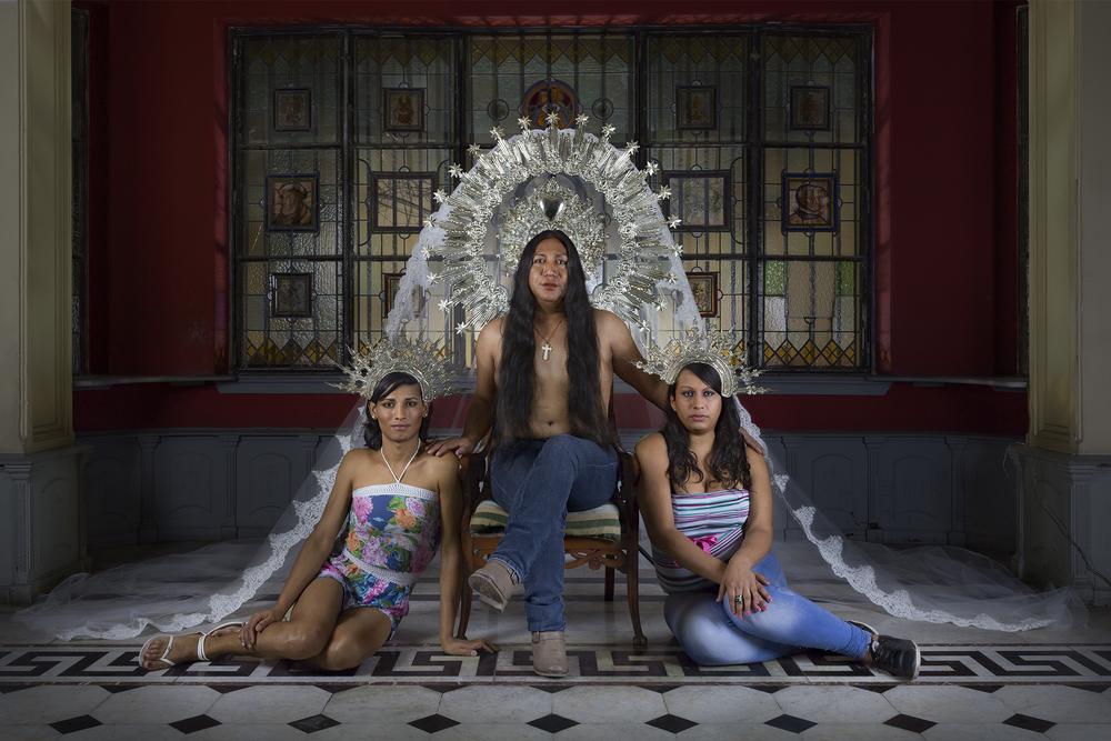 Denise, Yefri, & Angie