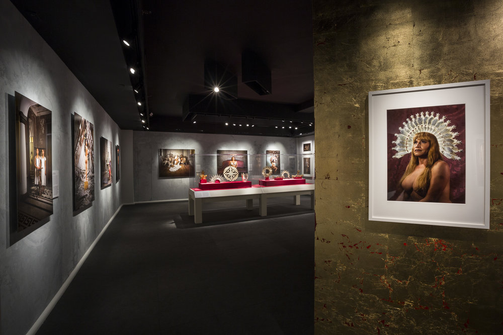 "Installation view of ""Canon"" at the Museum of Sex on Fifth Avenue, New York. (Photo Credit: Natan Dvir)"