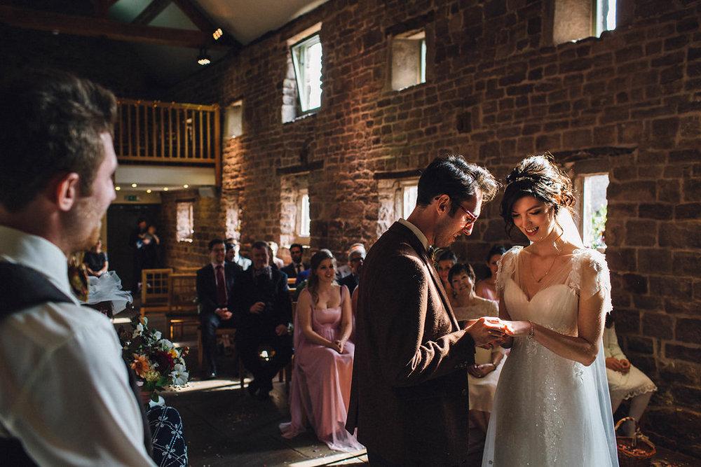 barn wedding staffordshire