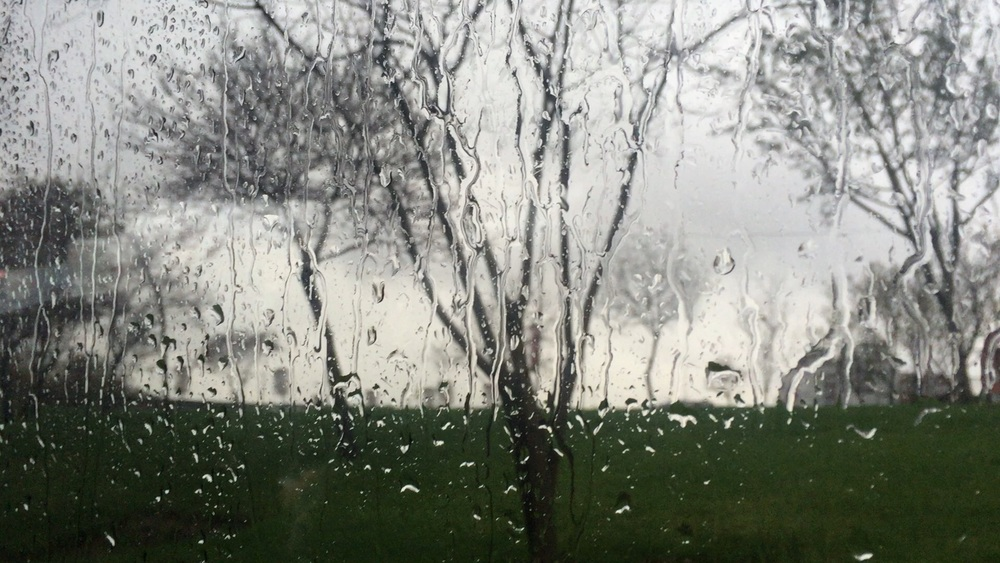 Yağmur önce yarayı temizler