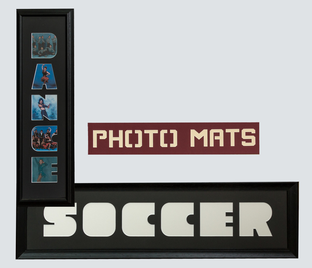 custom sports and dance photo mats